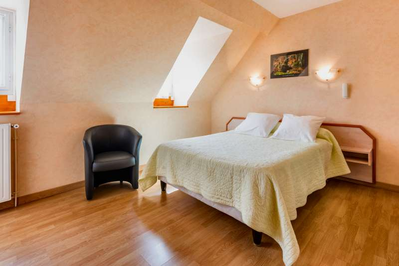 Chambres Hôtel Ardiden Luz Saint Sauveur